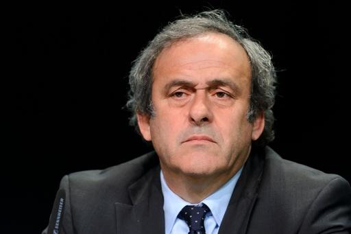 FIFA、プラティニ氏に約2億円の返還要求 年内に法的措置へ