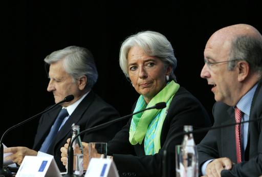 EU財務相会合、金融危機収束に悲観的な見方