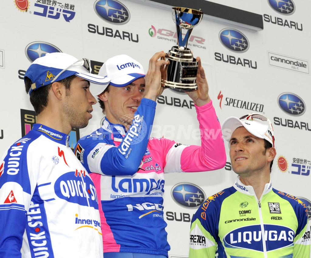 クネゴ 第17回ジャパンカップサイクルロードレースを制す