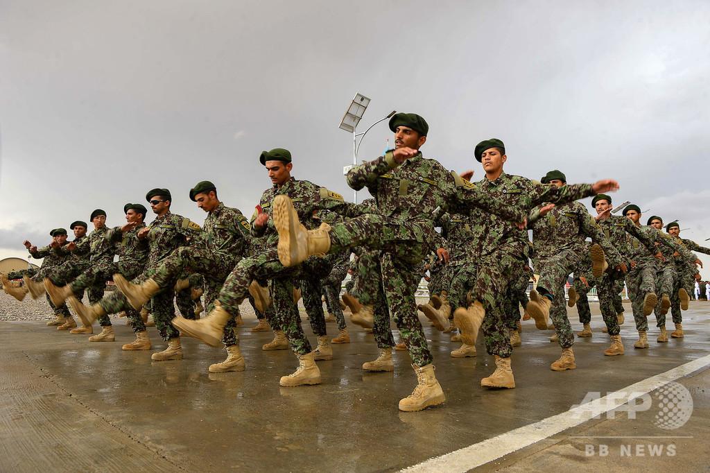 厳しいアフガン情勢、政府の支配力がじわじわ低下 米監査機関