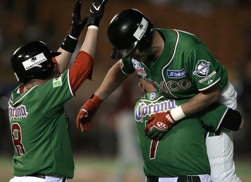 <野球 カリビアンシリーズ07>メキシコ 最終戦でサヨナラ勝ちを収める - プエルトリコ