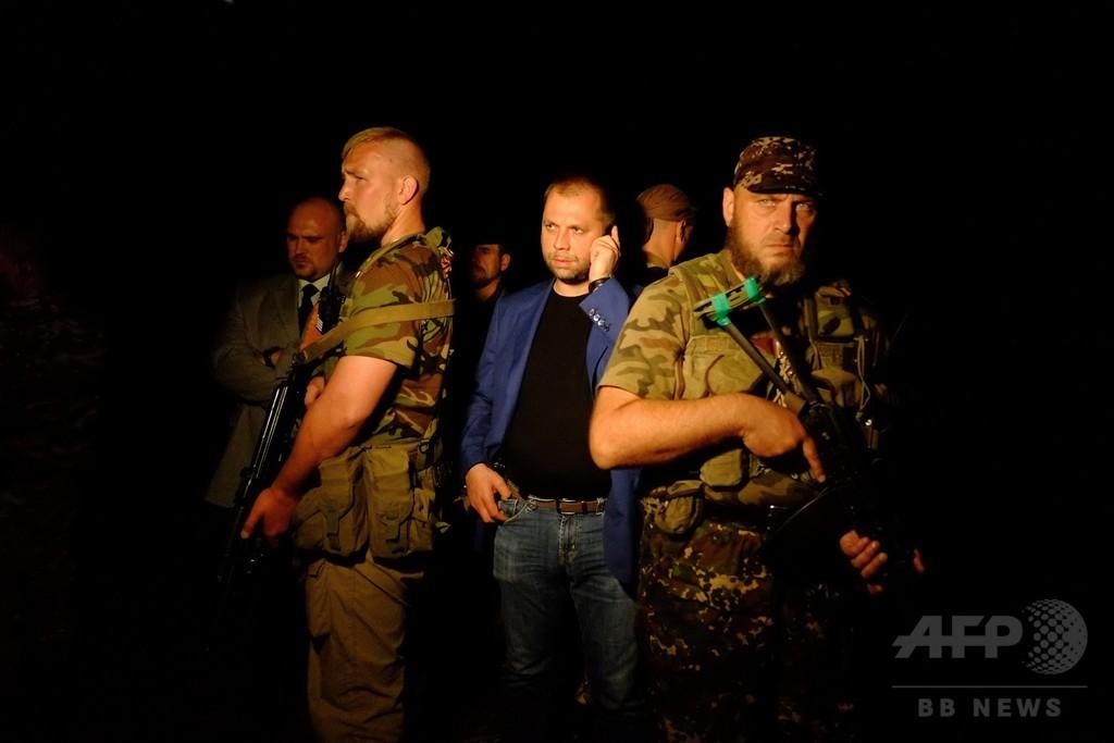 ウクライナで墜落のマレーシア航空機、乗っていたのは298人