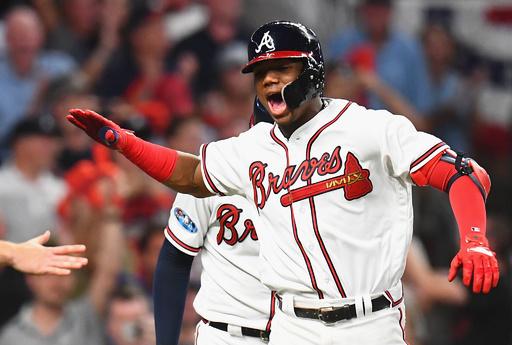 新人王アクーニャが契約延長、MLB登録1年未満で8年111億円