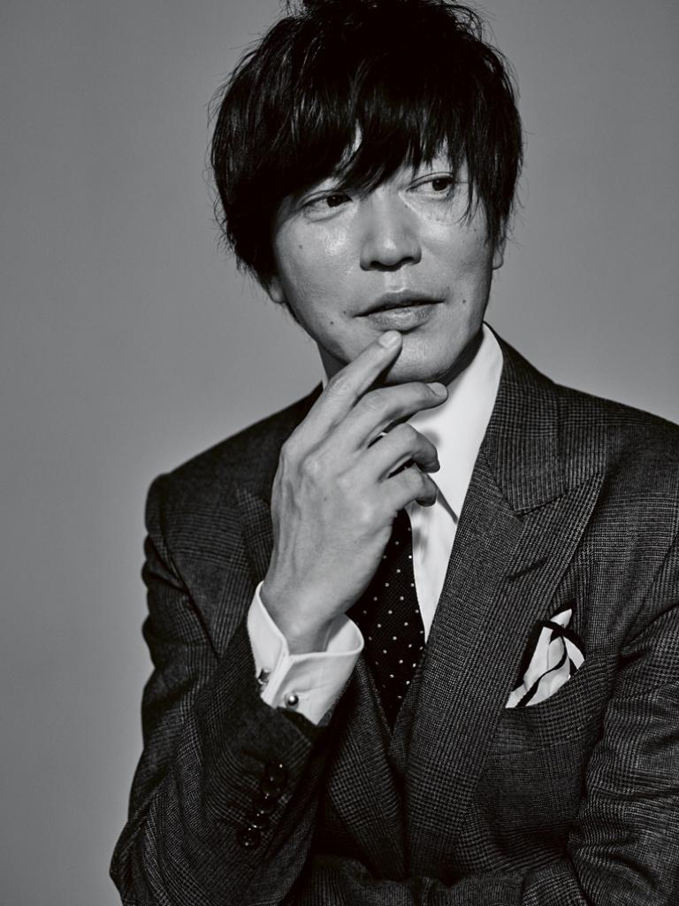 俳優、映画監督、 田辺誠一 の素顔!