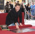 ラッセル・クロウ、ハリウッドの殿堂入り