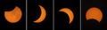 世界が見た2009年皆既日食