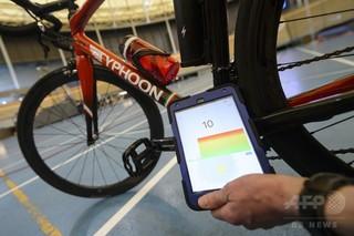 アマチュア選手がレースで電動つき自転車を不正使用、詐欺罪で起訴の可能性