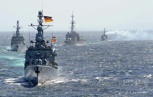 ドイツ、シリアの対IS戦支援で1200人派兵へ