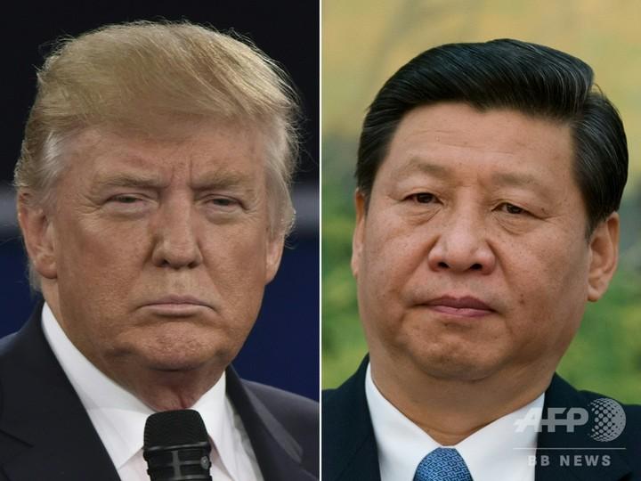 「中国が中間選挙への干渉画策」 トランプ氏が非難