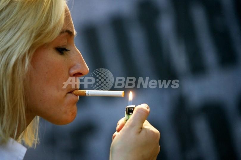 ニコチン摂取を抑制する脳の部分を特定、「禁煙薬」につながるか?米研究