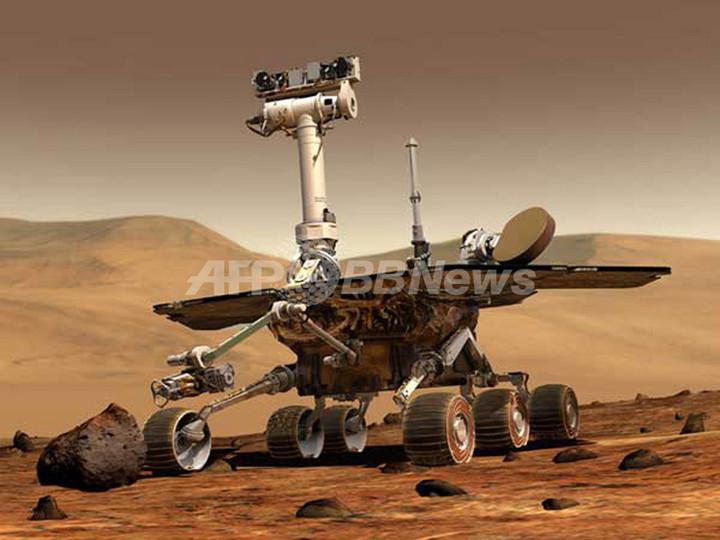 6年目迎えた火星探査車スピリット、立ち往生で停止間近か