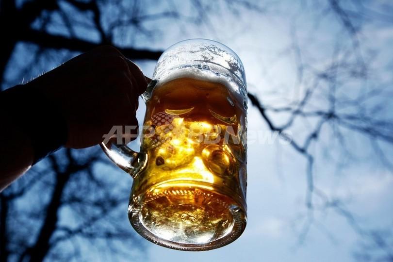 ビール価格操作の疑いで約12社を調査、ドイツ当局