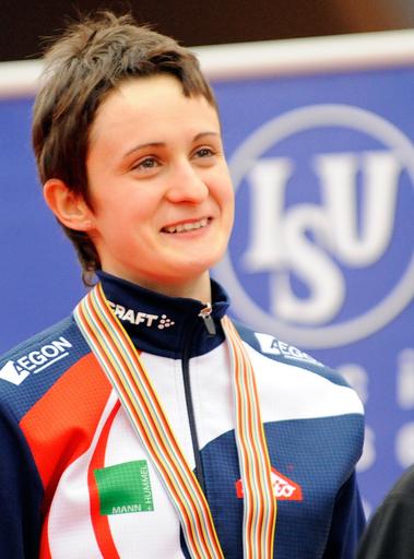マルティナ・サブリコワ 女子5000メートルを制す