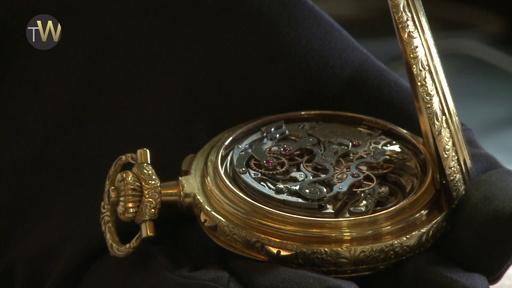 コレクターの闘争心がつくり出したヴァシュロンの懐中時計