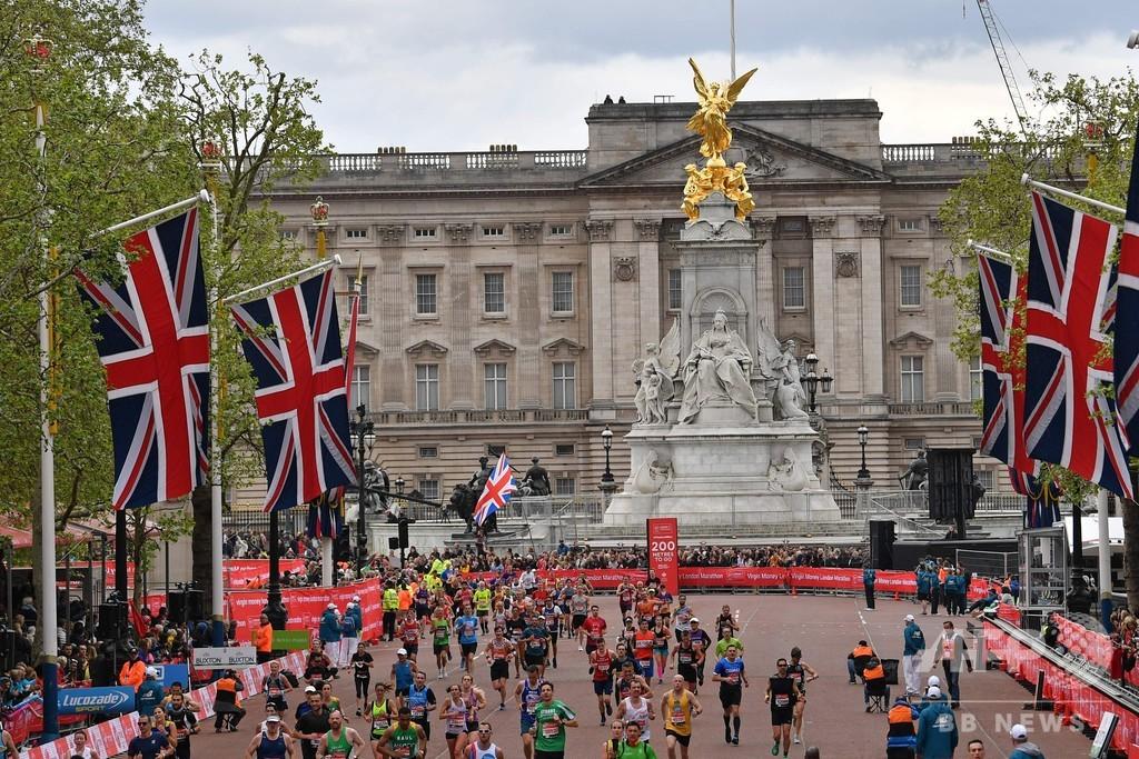 ロンドン・マラソン、エリートランナーだけ参加の可能性