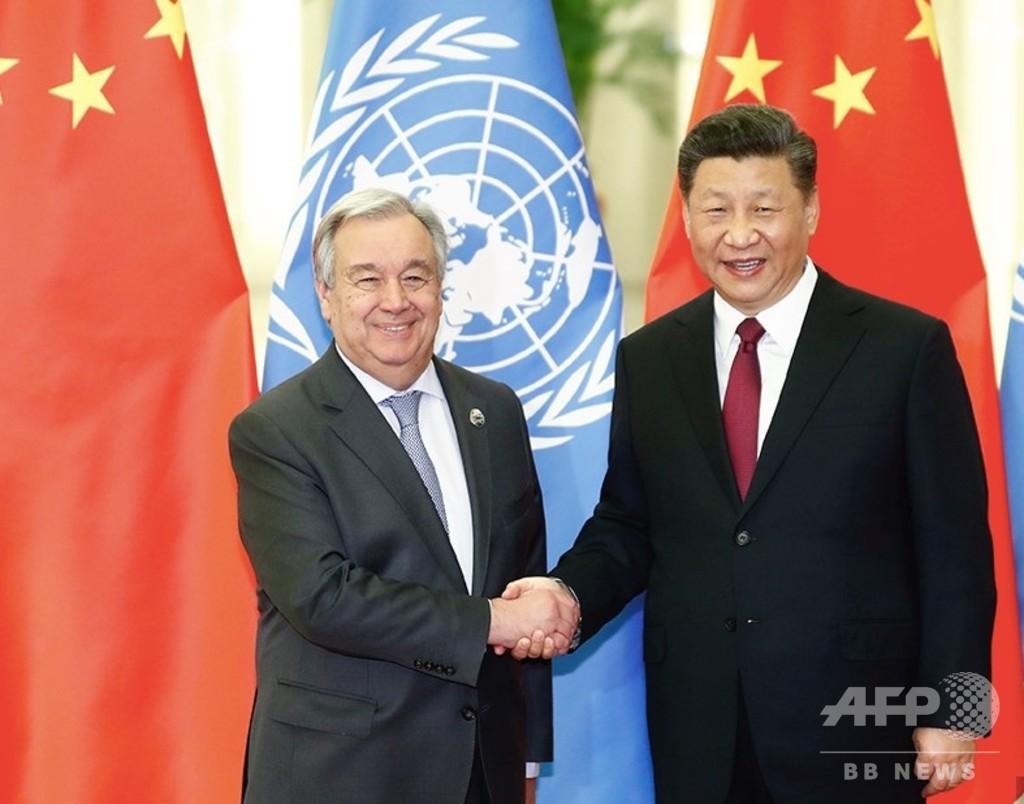 WHO「驚くべき精神を示した」 中国の新型肺炎との闘いが世界を鼓舞
