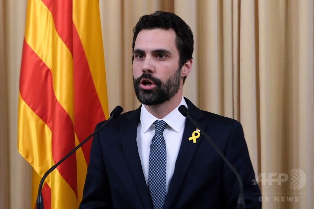 スペイン最高裁、カタルーニャ州前首相の欧州逮捕状の再発付拒否