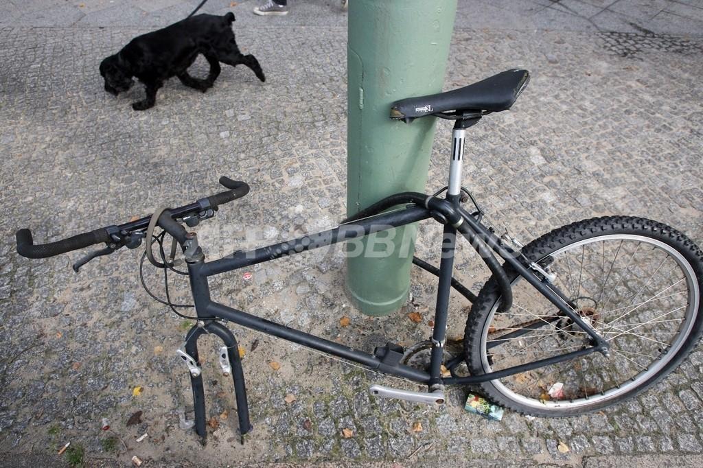 酒気帯びサイクリングで運転免許取り消し、ドイツ