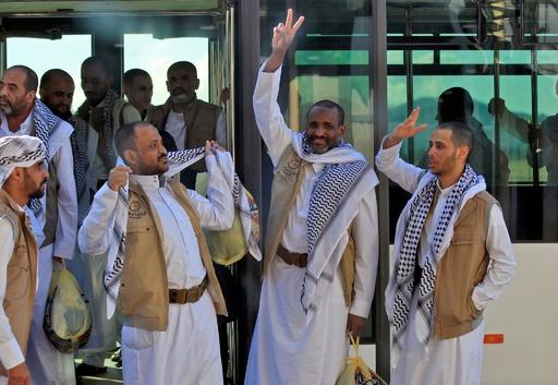 サウジ、イエメン反体制派128人を解放