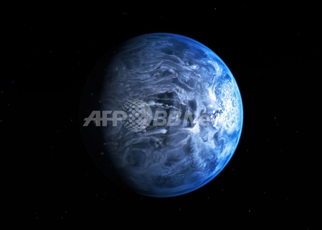 「青い惑星」を63光年先に発見、「ガラスの雨」降る灼熱の環境