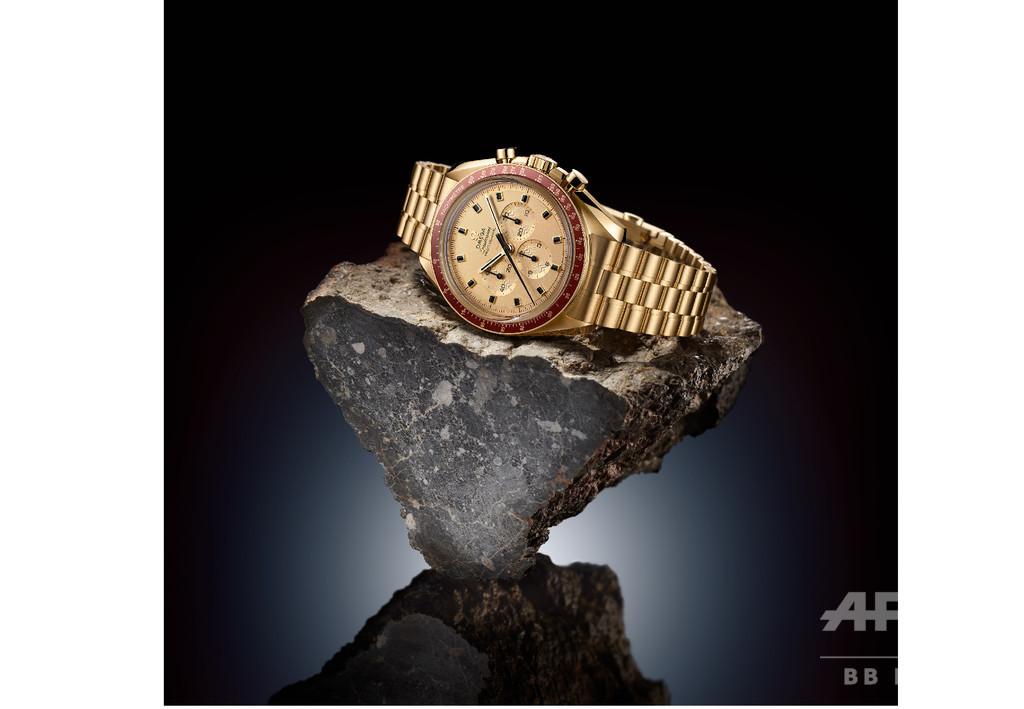 「オメガ スピードマスター」アポロ11号50周年記念リミテッドエディション今夏発売へ