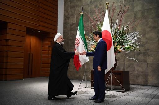 イラン大統領、帰国の途に 日本に経済支援求める