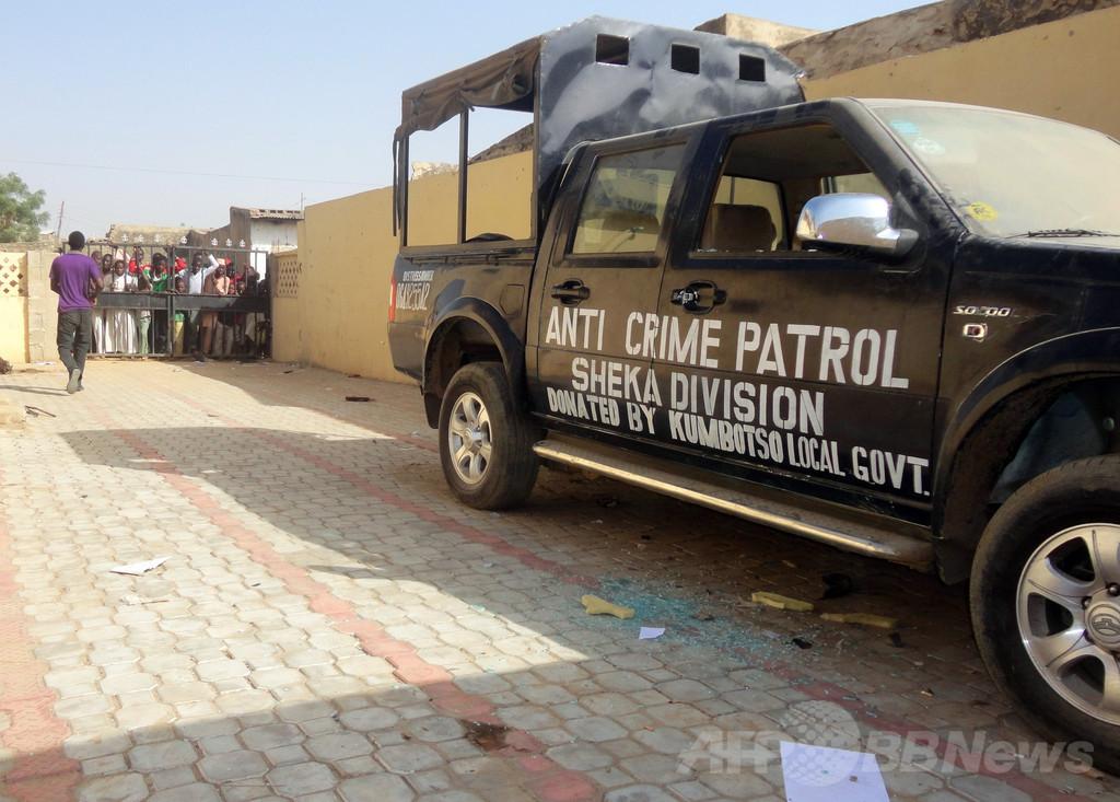 ナイジェリアで「恐怖の館」発見 腐乱遺体や人骨、監禁も