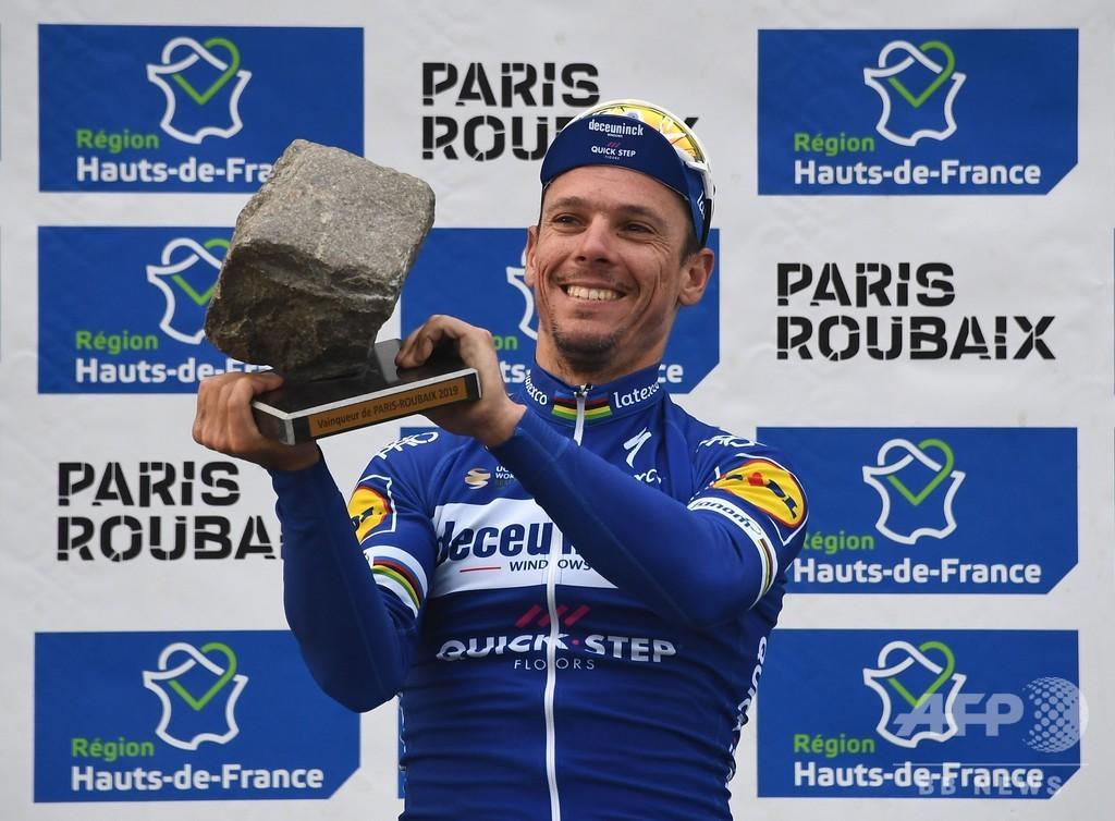 ジルベールがパリ~ルーベ優勝、「モニュメント」制覇に王手