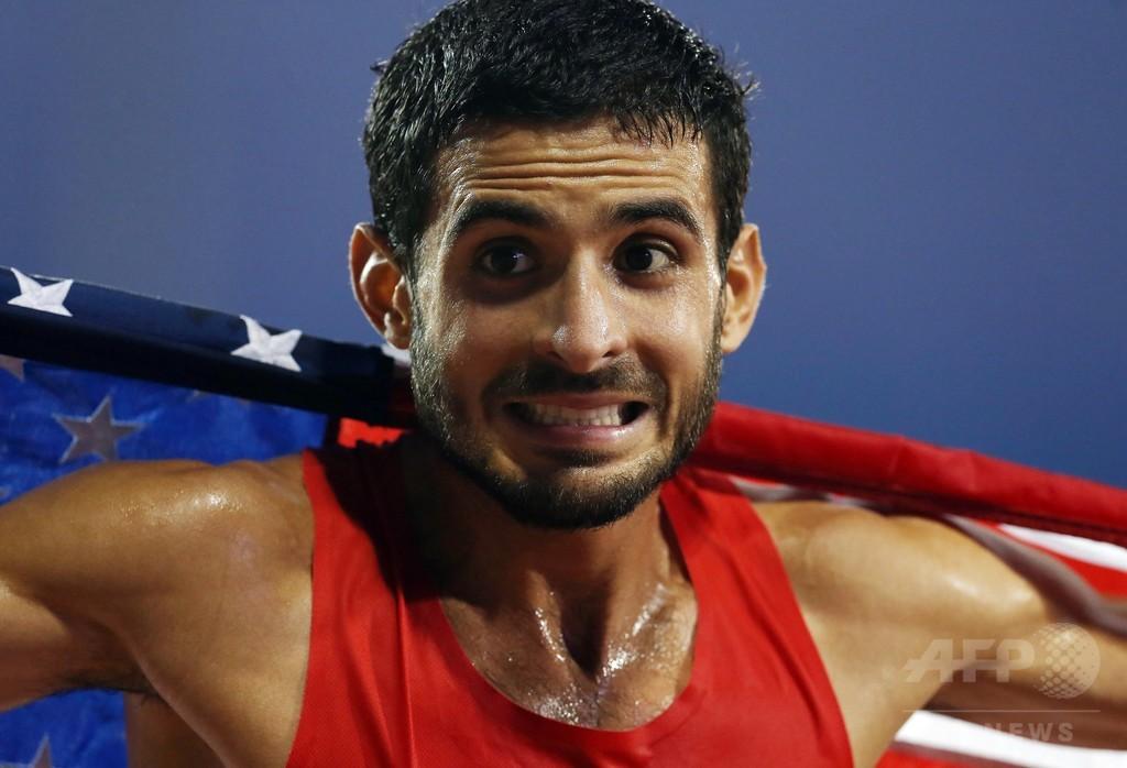 沖縄生まれ米国育ちの陸上ペルー代表選手、自宅プールで死亡