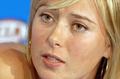 マリア・シャラポワ 全豪オープン2008に向けて会見