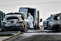 4人組が輸送車襲撃、3億円相当の金粉強奪 仏リヨン近郊