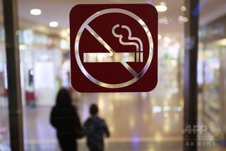 「最も厳しい」上海のたばこ規制条例 改正後半年で罰金総額2800万円