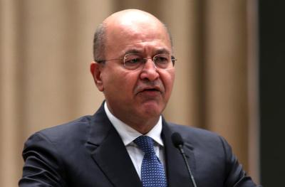 イラク新大統領に穏健派クルド人のサリフ氏、首相候補を指名し組閣命じる