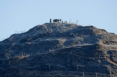 韓国と北朝鮮、非武装地帯の監視所撤去で相互検証開始