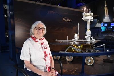「人間コンピューター」と呼ばれた女性、NASA宇宙開発の影の立役者