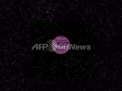 80光年先に新たな浮遊惑星を発見