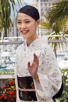 第61回カンヌ国際映画祭、映画『ブラインドネス』フォトコールに伊勢谷友介、木村佳乃登場