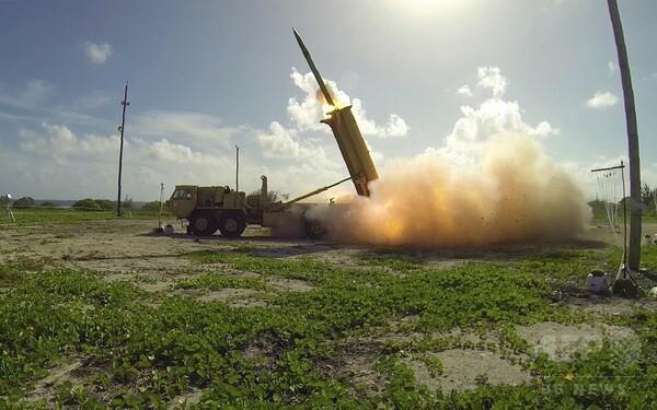 韓国に配備のTHAAD、運用可能に 米当局者