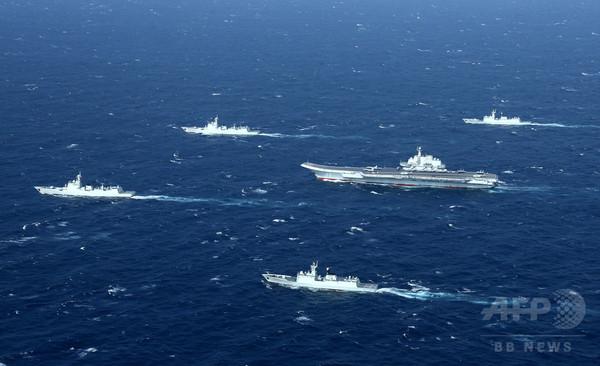 中国紙「トランプ米新大統領に対抗し、核強化すべき」