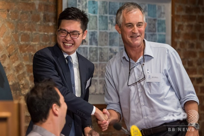 香港当局、英紙記者のビザ更新拒否 退去まで7日間の猶予