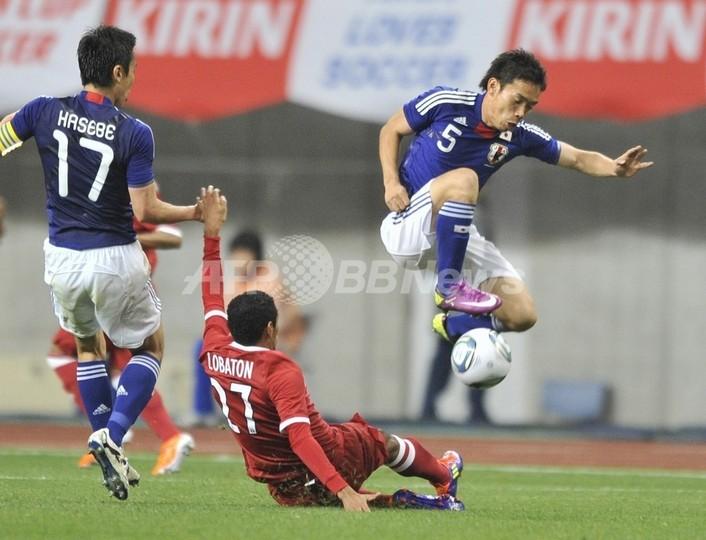 日本、ペルーとスコアレスドロー キリンカップ2011