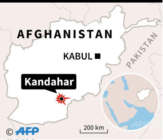アフガン南部で自爆攻撃、子ども11人が死亡 外国軍の車列狙う