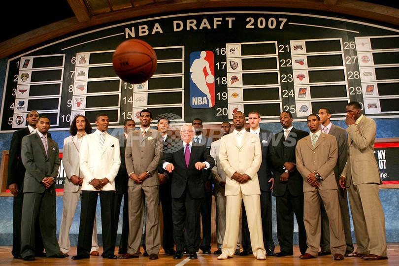2007年のNBAドラフト