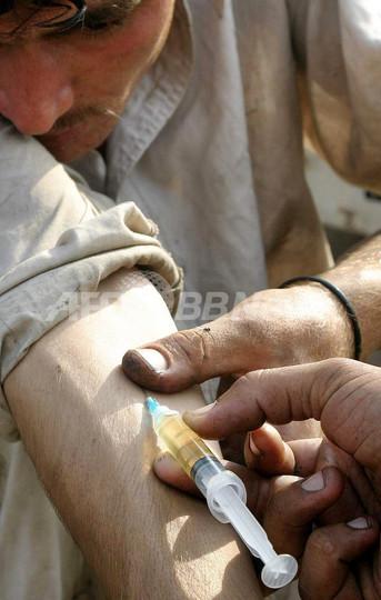 薬物使用の「犯罪化」は誤った対策、エイズ拡大を助長と専門家