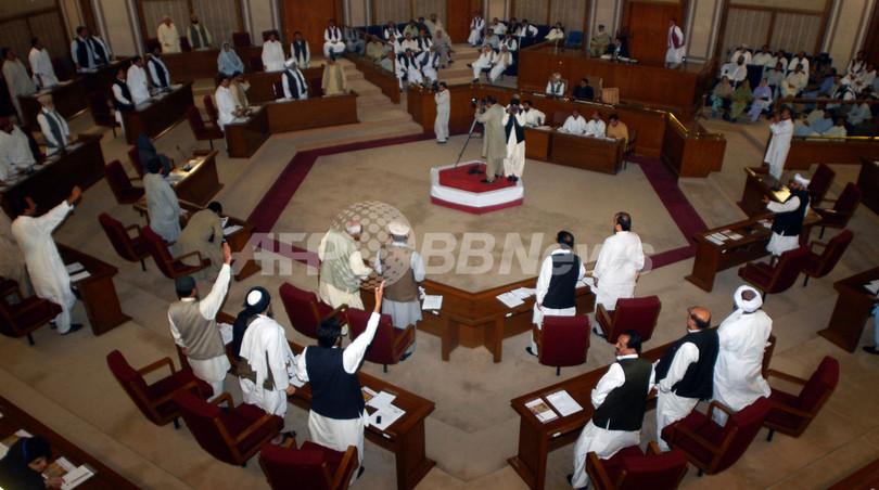 パキスタン連立内閣、ムシャラフ大統領の辞任求め2日間の最後通告