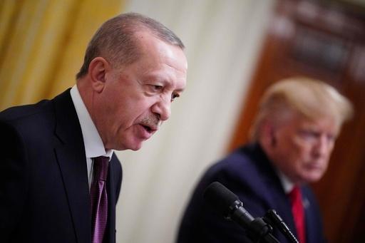 トルコ大統領、ロシア製S400「断念せず」 米パトリオット購入も示唆