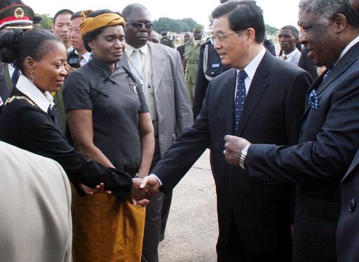 反中国の野党党首、中国の胡主席を歓迎した党幹部を解任 - ザンビア