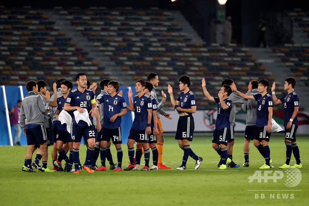 日本がオマーンに辛勝、運にも恵まれアジアカップ16強入り
