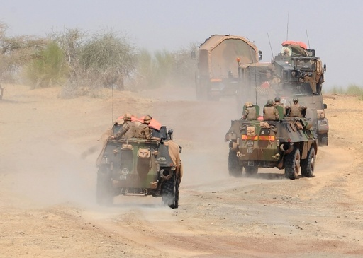 マリの世界遺産都市で掃討作戦、イスラム武装勢力3人死亡