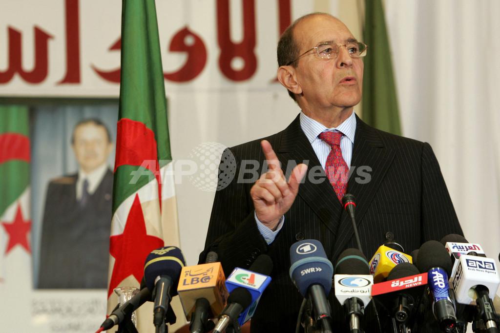 国民議会選挙、連立与党3党が勝利 - アルジェリア